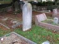 Edging, east (on 1 line): ALSO OF OUR DEAR FATHER CHARLES STANLEY DAVIS COLEMAN WHO FELL ASLEEP 10 TH JUNE 1961. AGED 71.