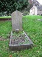 Also of JOB, HUSBAND OF THE ABOVE WHO DIED MAY 12 TH 1913, AGED 64 YEARS. SAFE IN THE ARMS OF JESUS.