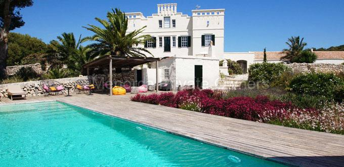 Menorca Private Owners Tel 0044 1335 330169 Menorca Private Owners has been establish for over 25 years and we are members of ABTA for your financial protection.