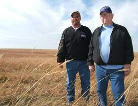 Riley County family protects rangeland The Kunze family of Randolph, Kansas, has placed a conservation easement on 640 acres of native prairie north of Manhattan.