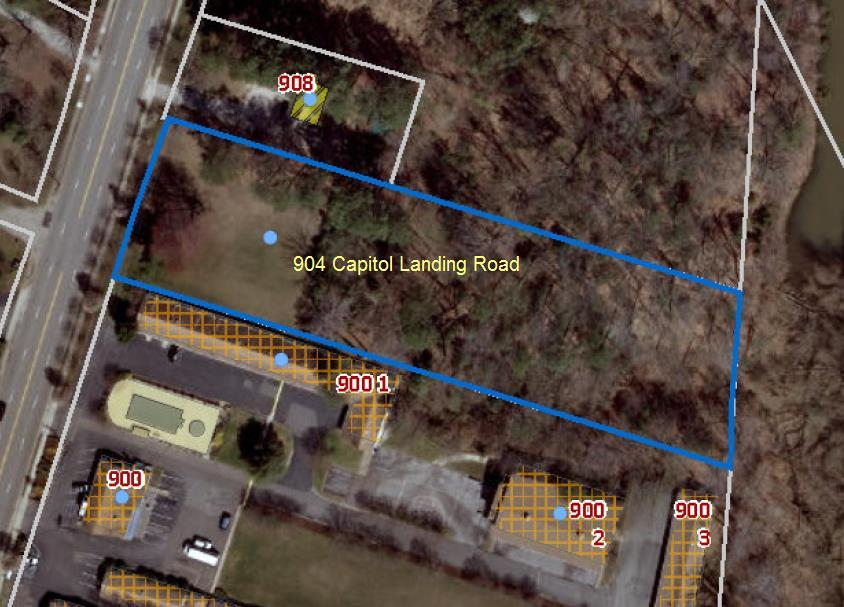 For Sale 904 Capitol Landing Road Williamsburg, Virginia This information was obtained from sources deemed to