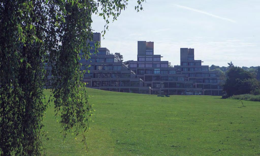 ZIGGURATS The Ziggurats have been voted in the top 10 best examples of university
