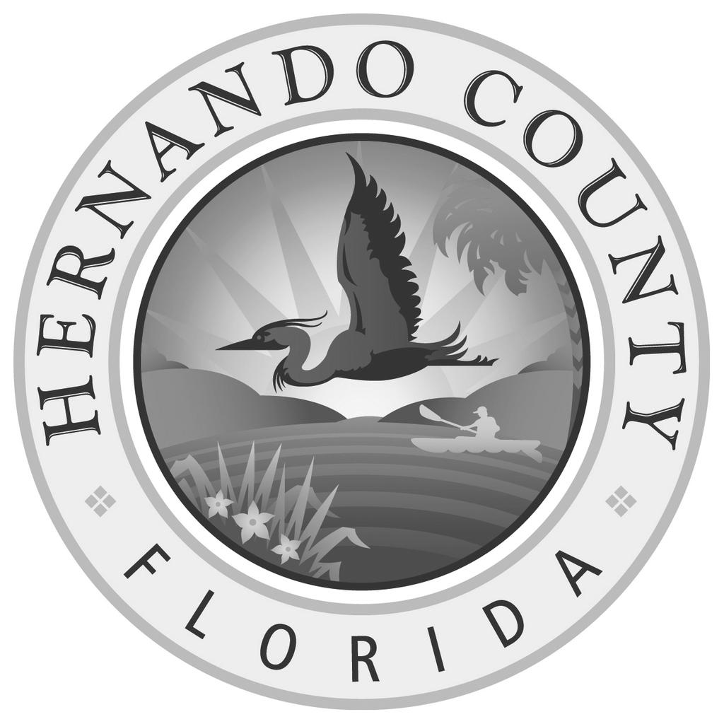 Board of County Commissioners Hernando County Building Division 789 Providence Boulevard Brooksville, FL 34601 Visit us on the Internet: www.hernandocounty.