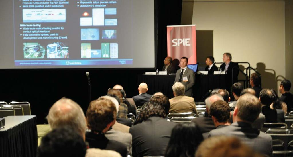 Don t miss these FREE Sessions Industry Events Hear from industry leaders on some of the biggest challenges and most promising areas of the optics and photonics marketplace.