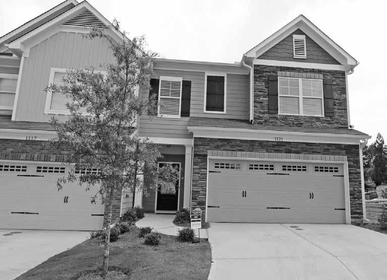 Welcome to The Park on Church Luxurious townhomes in Smyrna! From the $ 260 s NOW SELLING!