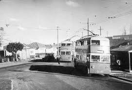 Trolley Buses at