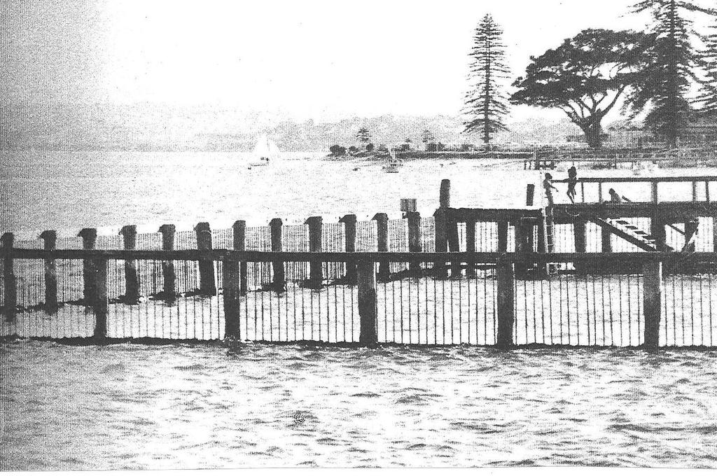 Dolls Point Baths At a Rockdale Council meeting in 1932 it was hinted that 500 would be loaned by a Dolls Point resident for the purpose of constructing a shark proof swimming pool at Dolls Point but