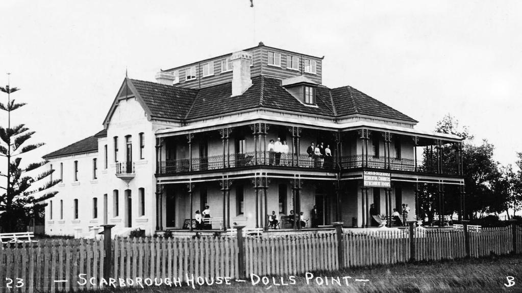In 1961 Mick Moylan's was rebuilt and renamed Hotel Sans Souci. Mick died in 1969 aged forty nine and the hotel continued to be the venue for entertainment.