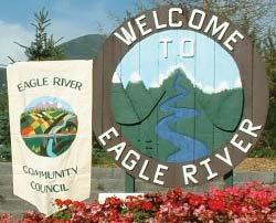 COMMUNITY The hamlet of Eagle River is a community known for it s friendly vibe that is attractive to individuals from all walks of life.