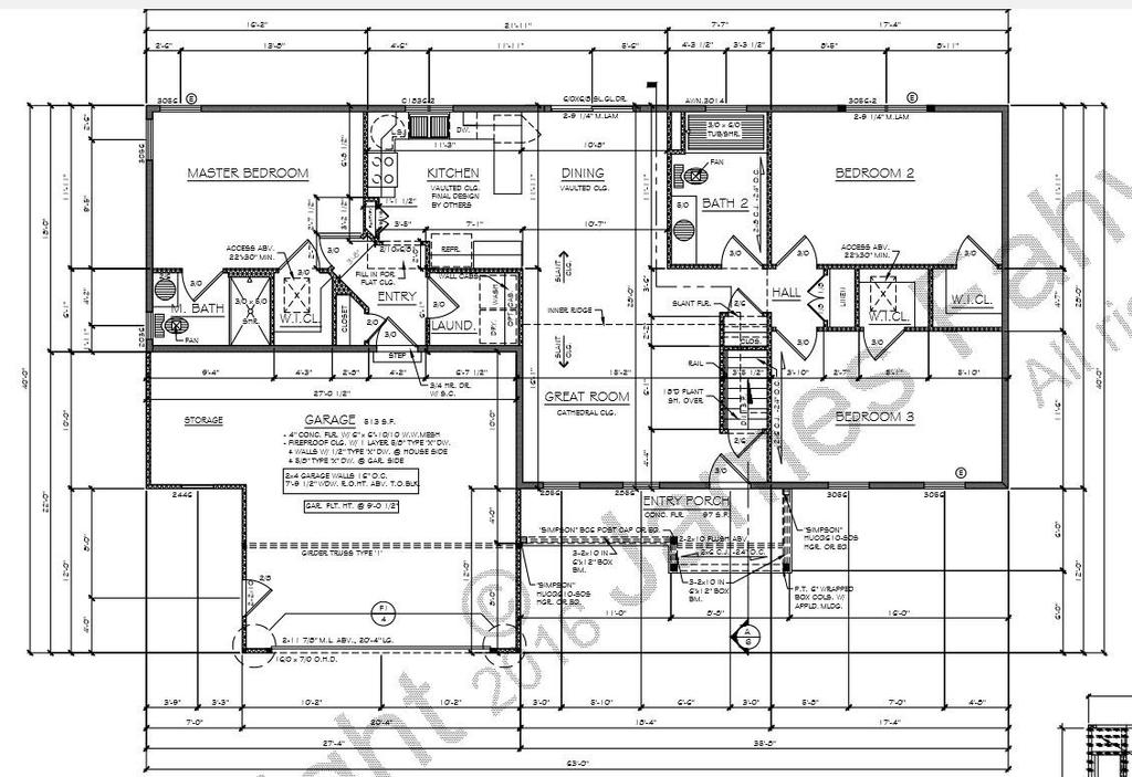 Suite 3K Rochester, NY 14623 1494 Width: 68 feet - 0 inches Depth: 40 feet - 0 inches First Floor Sq.