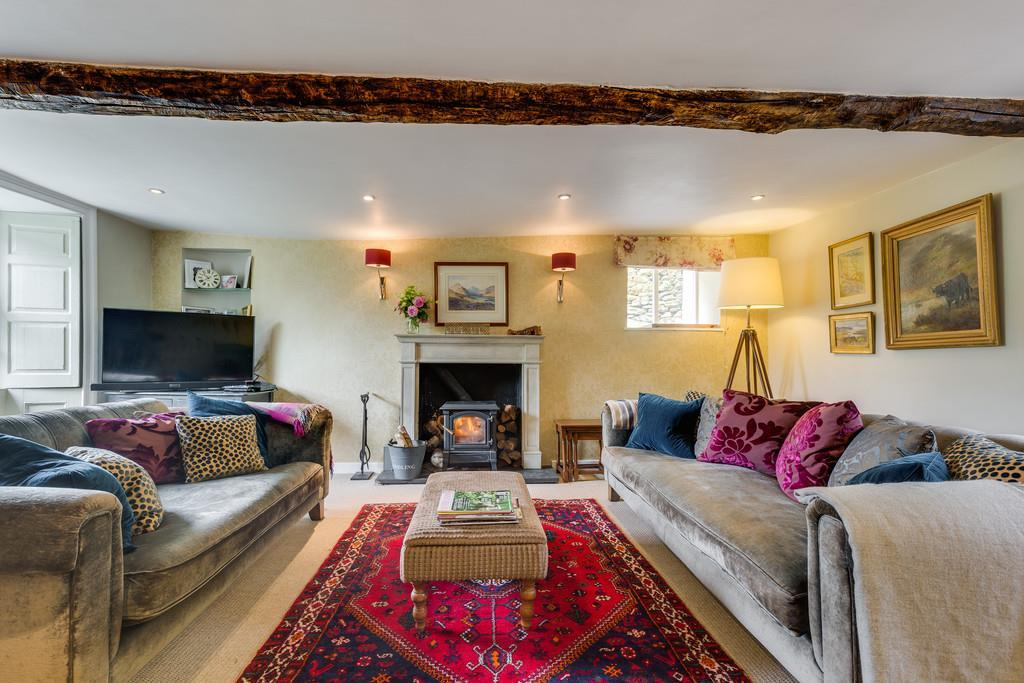Great Hartbarrow Farm 675,000 Great Hartbarrow Farm Cartmel Fell Windermere Cumbria LA23 3PA This traditional Grade II Listed former Westmorland farm house is situated in a quiet