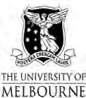 THE UNIVERSITY OF MELBOURNE ARCHIVES NAME OF COLLECTION Professor Richard Herbert Samuel ACCESSION NO 2000.