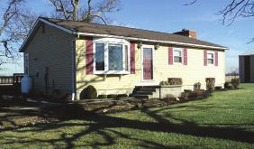 $124,900 3 BR, 1 1/2 BA on quiet street.