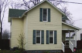1410 ASHLEY DR. $82,900 3 BR, 1 bath split level.