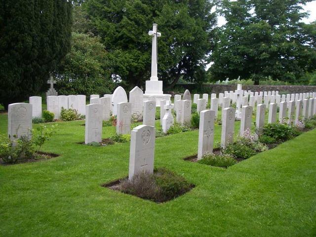 War Graves at Sutton