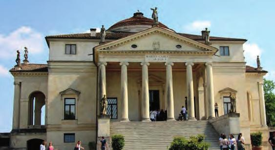 FELLOWS TRIP PALLADIO S ARCHITECTURE: FROM COUNTRY TO CITY 14 c During the last weekend of April 2014, twenty-two members of the I Tatti community embarked on a two-day spring trip to the Veneto,