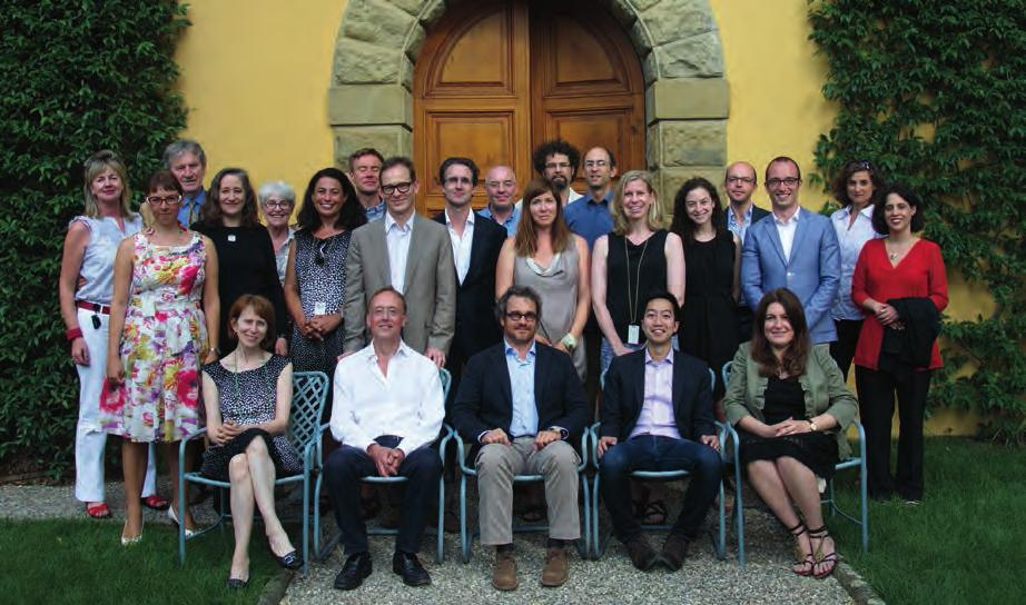VILLA I TATTI COMMUNITY 2013-2014 Full information on the scholars making up the 2013-2014 academic community can be found under COMMUNITY, FORMER APPOINTEES, 2013/2014 on our website at www.itatti.