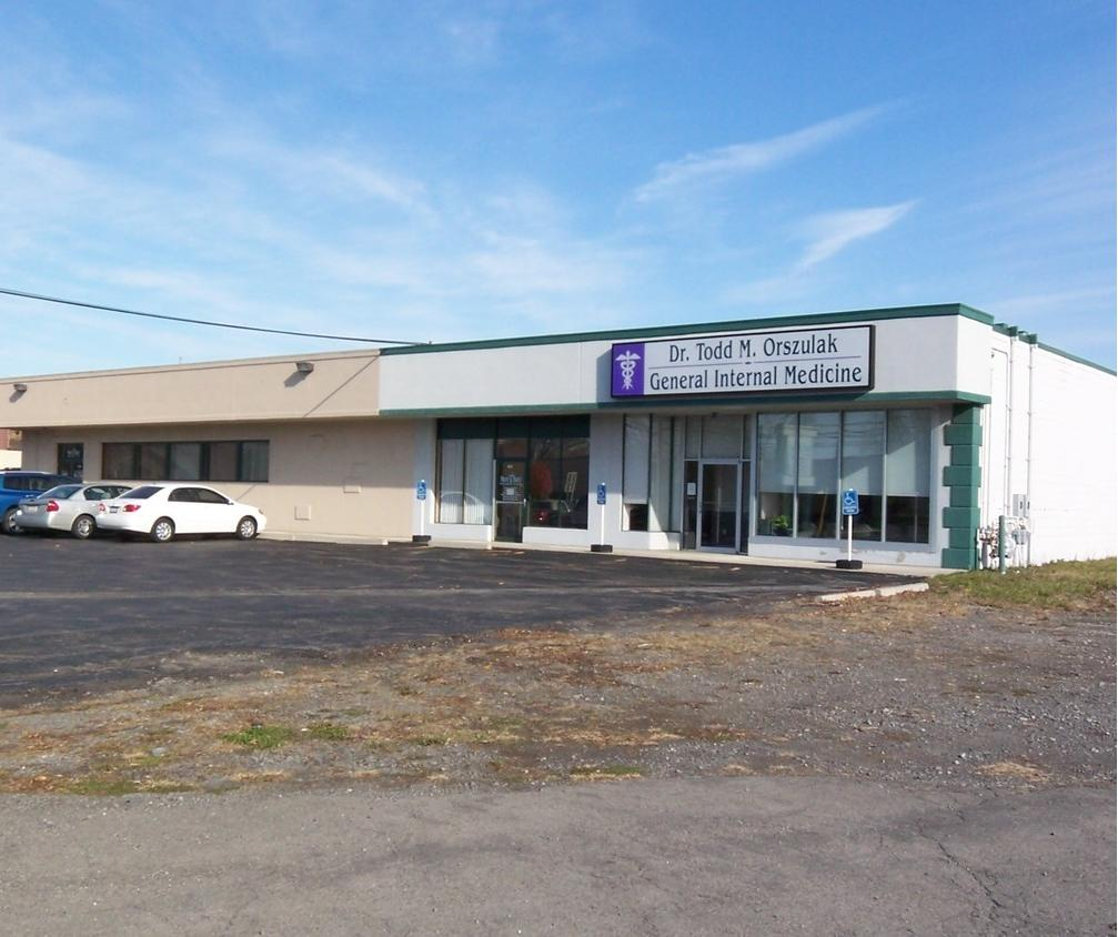 OFFERING SUMMARY INVESTMENT OVERVIEW The subject property is a two-tenant medical facility in the border city of Niagara Falls. Tenants include Mount St.