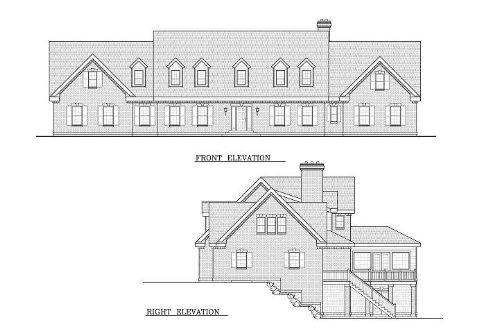 DIAGRAMMATIC FLOOR PLAN SHOWING ALL LEVELS AND FRONT AND SIDE ELEVATION DRAWINGS OF THE PROPOSED STRUCTURE (NO