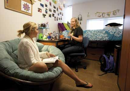 Choosing your room Roommates Student Housing makes every attempt to accommodate each student s request and match roommates with similar preferences.