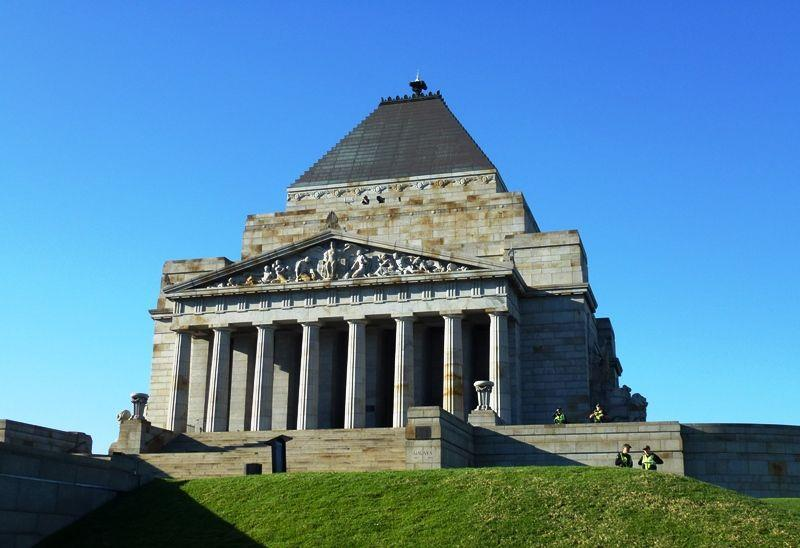 The 8th Field Company Engineers are commemorated at the Shrine of Remembrance, St.