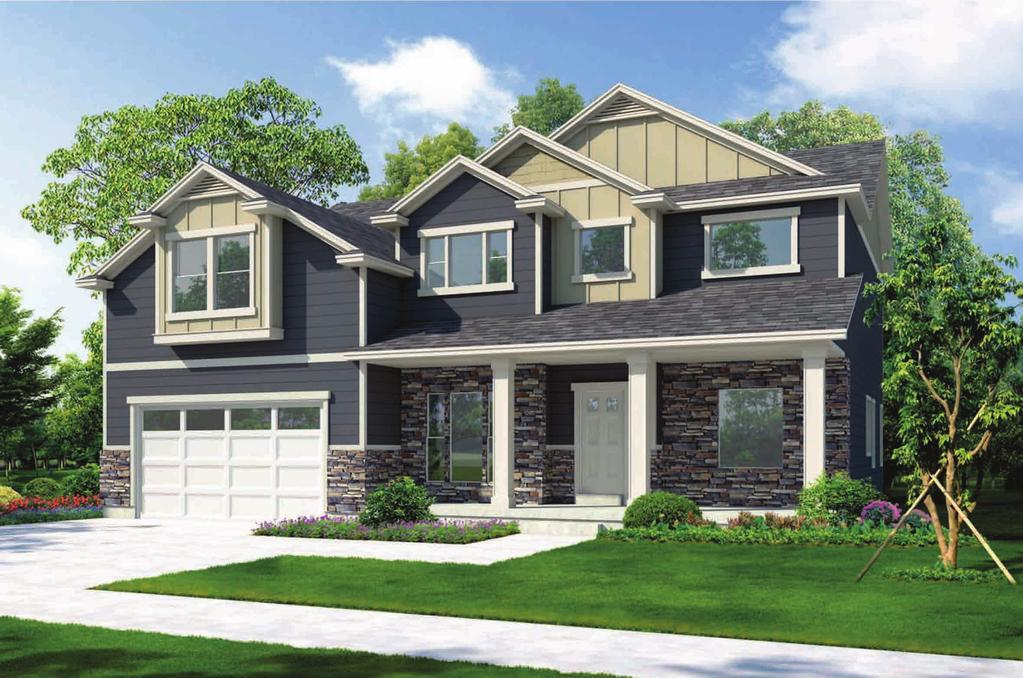 Legacy Farms Estates Gallivan 4-6 Bedrooms 2.5-3.
