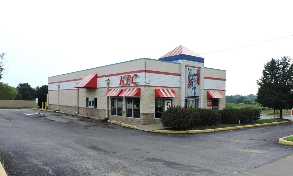 KFC 1922 West Osage Street Pacific,