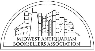 Dear Colleague, Midwest Antiquarian Booksellers Association MWABA invites you to participate in the 56th Chicago Book & Paper Fair to be held on Saturday, June 16, 2018 from 10:00 AM to 5:00 PM.