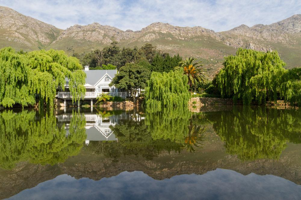 Farm Lorraine- Franschhoek, Cape Winelands Welcome to paradise! Farm Lorraine offers luxury accommodation for 16 guests in a magnificent setting.