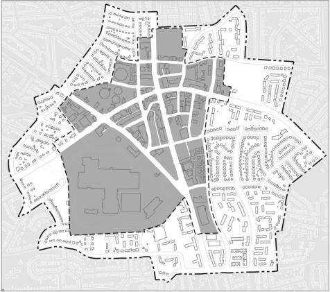 Wheaton Overlay Zone 2006 Overlay zone amended in 2006 Allows optional method development Exempts buildings less than 20,000 square feet from site plan review