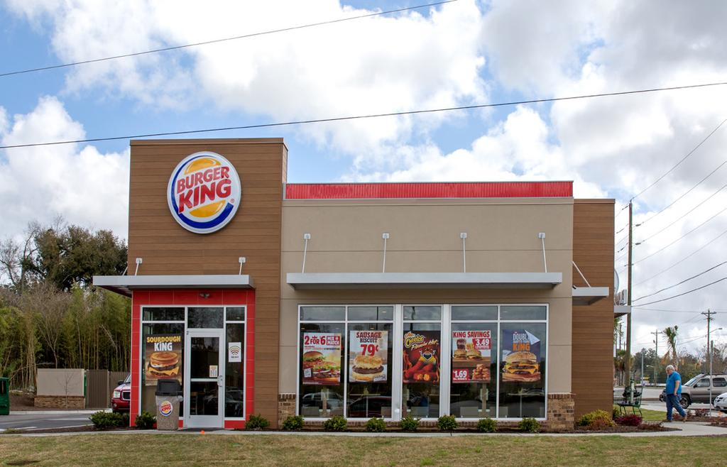 Offering Memorandum BURGER KING