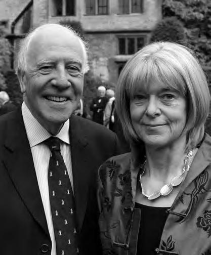 Trinity College Oxford Report 2016-17 13 FAREWELL TO PRESIDENT ROBERTS The text of the speech given by Professor Peter Read at the Garden Party held in June to mark Sir Ivor Roberts retirement It