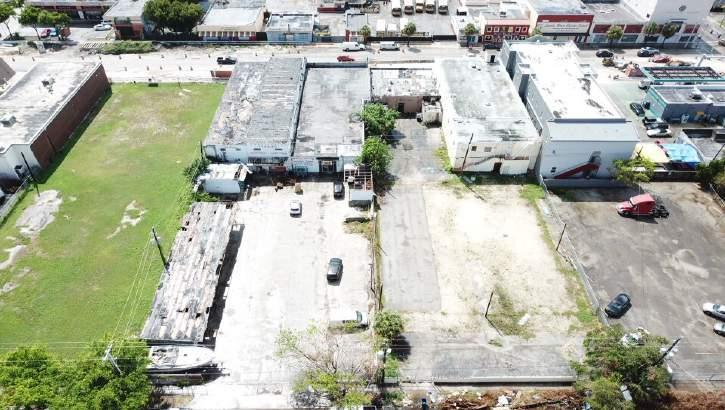 COMPLETE HIGHLIGHTS SALE HIGHLIGHTS 200+ feet of frontage on Flagler Street ingress & Egress on South &