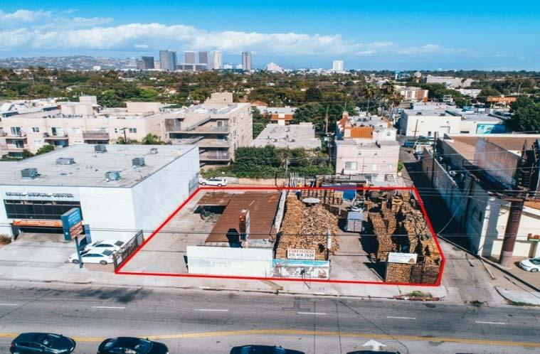 INVESTMENT OVERVIEW OFFERING SUMMARY Marcus & Millichap is pleased to present 2352-2356 S Sepulveda Boulevard.