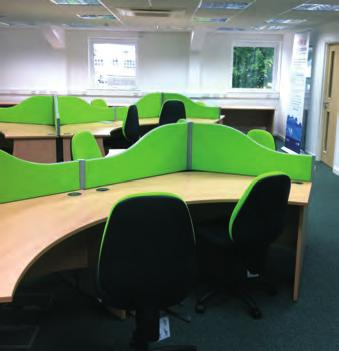 We now have new weekly meeting room bookings from the education teams on three days a