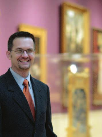 In September, the museum welcomed Dr. Charles L. Venable as deputy director for collections and programs.
