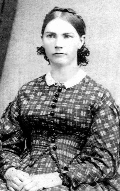 Emma Bellows, first wife of B. F.