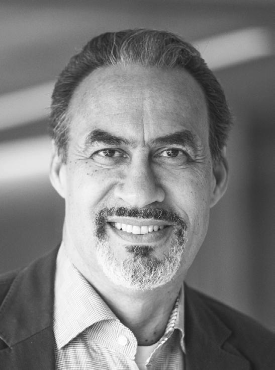 7 Honorary Degree Recipient Philip Goodwin Freelon DOCTOR OF HUMANE LETTERS Faculty Sponsor: Tallman Trask III Named by Architectural Digest as the most accomplished African-American architect living