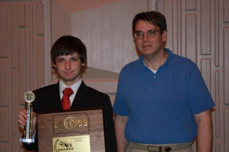 "STATE CLASS ""AA"" LINCOLN-DOUGLAS DEBATE RESULTS Champion Debater Jesse Goodwin, S.F."