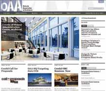 OAA Services to the Public We provide the following resources to assist you in finding an architectural practice for your project: Resources www.oaa.on.