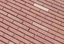 Pavers - For rainwater conservation and stormwater