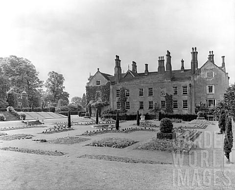 Fig. 52: The garden front of Cuckfield Park built in 1574 for Henry Bowyer Fig.