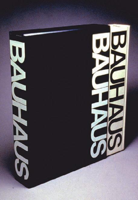 424 Chapter 20: Corporate Identity and Visual Systems 20 35 20 36 20 34 20 37 20 34. Muriel Cooper, cover for Bauhaus, by Hans Wingler, 1969. 20 35. Otl Aicher in collaboration with Tomás Gonda, Fritz Querengässer, and Nick Roericht, pages from the Lufthansa identity manual, 1962.