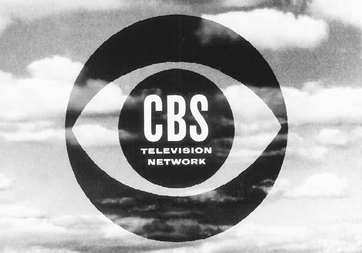 414 Chapter 20: Corporate Identity and Visual Systems 20 5 20 6 20 5. William Golden, CBS Television trademark, 1951. Two circles and two arcs form a pictographic eye.