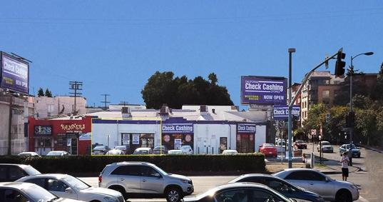 4 miles from subject property 5 11002 B Magnolia Avenue North Hollywood, CA 91601 Gross Leasable