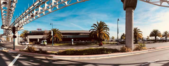 EXECUTIVE SUMMARY Offering Summary Cushman & Wakefield is pleased to present for sale, 100 Hegenberger Road, located in the Oakland Coliseum/Airport submarket in the East Bay.