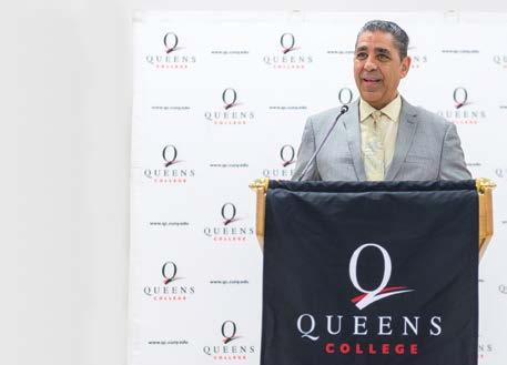 Keeping the Dream Alive I want to say congratulations to Congressman Espaillat, mi companero, who was courageously fighting and advocating for immigrant students like me at a time when the state of