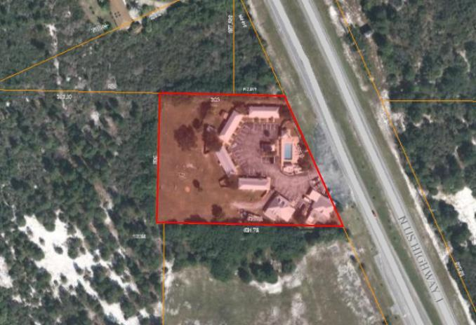 Property Details PRICE $1,199,000 MONTHLY INCOME $12,500 (Net) BUILDING SIZE 8,718 SF (Total) BUILDING TYPE Hospitality ACREAGE 2.5 AC FRONTAGE 329.