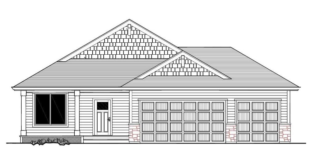 Carrington T & T3 1,658 SF Disclaimer: Home Drawings are similar to and may not be exactly what exterior may look like. 3 Bedroom + Den 2 Bath 1,801 sq. ft.