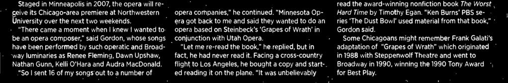 Facing a cross-country flight to Los Angeles, he bought a copy and started reading it on the